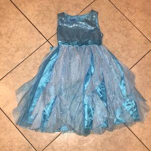 Beautiful girls disney dress